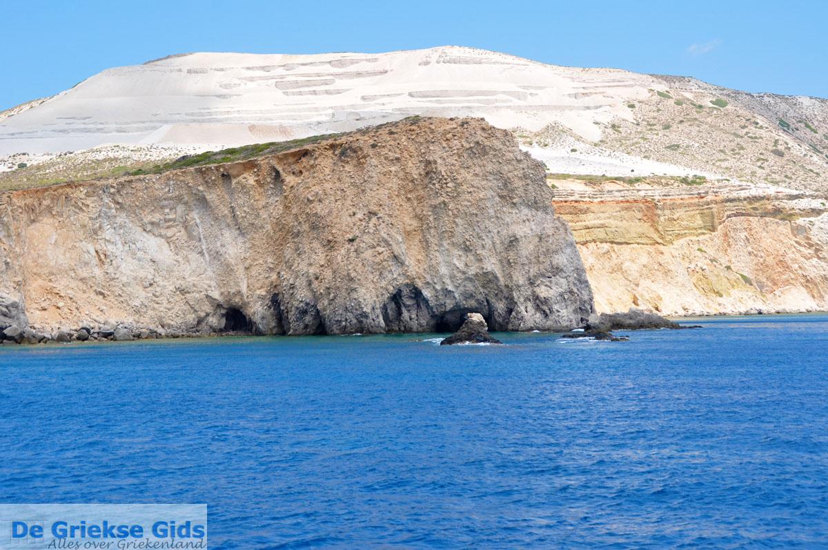 foto Tsigrado Milos   Cycladen Griekenland   Foto 25