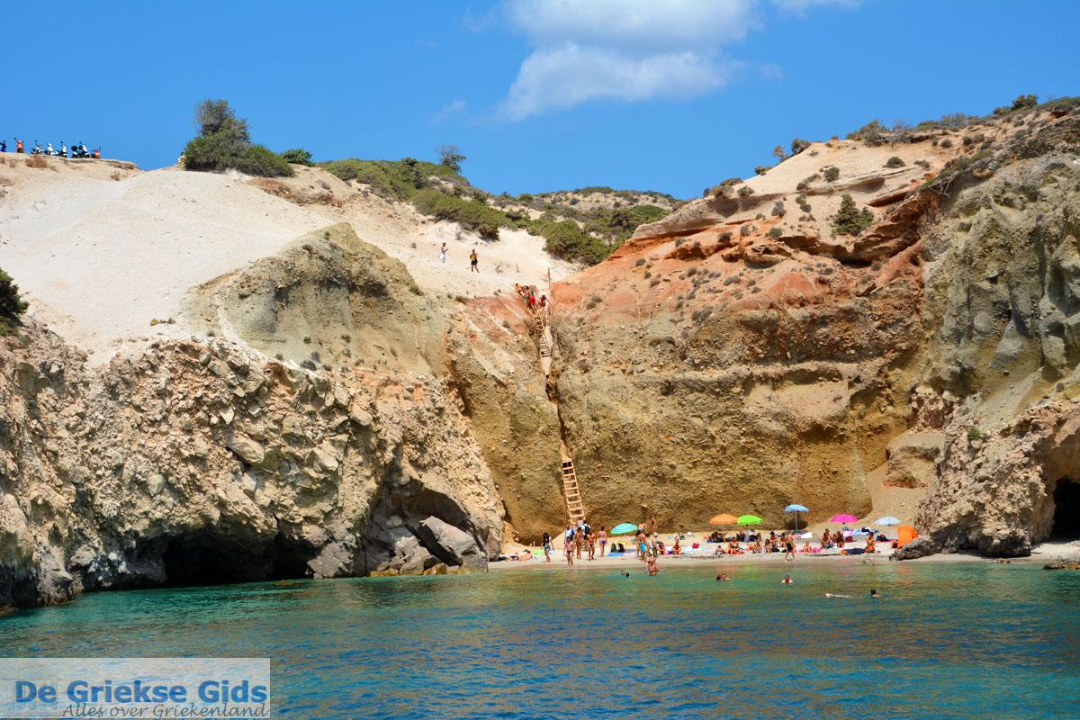 foto Tsigrado Milos   Cycladen Griekenland   Foto 42