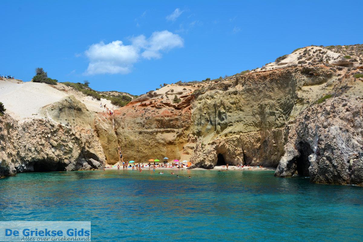 foto Tsigrado Milos   Cycladen Griekenland   Foto 48