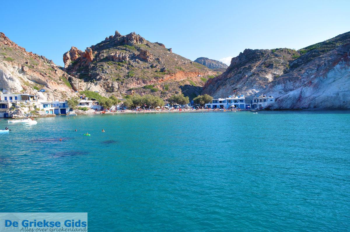 foto Fyropotamos Milos   Cycladen Griekenland   Foto 20