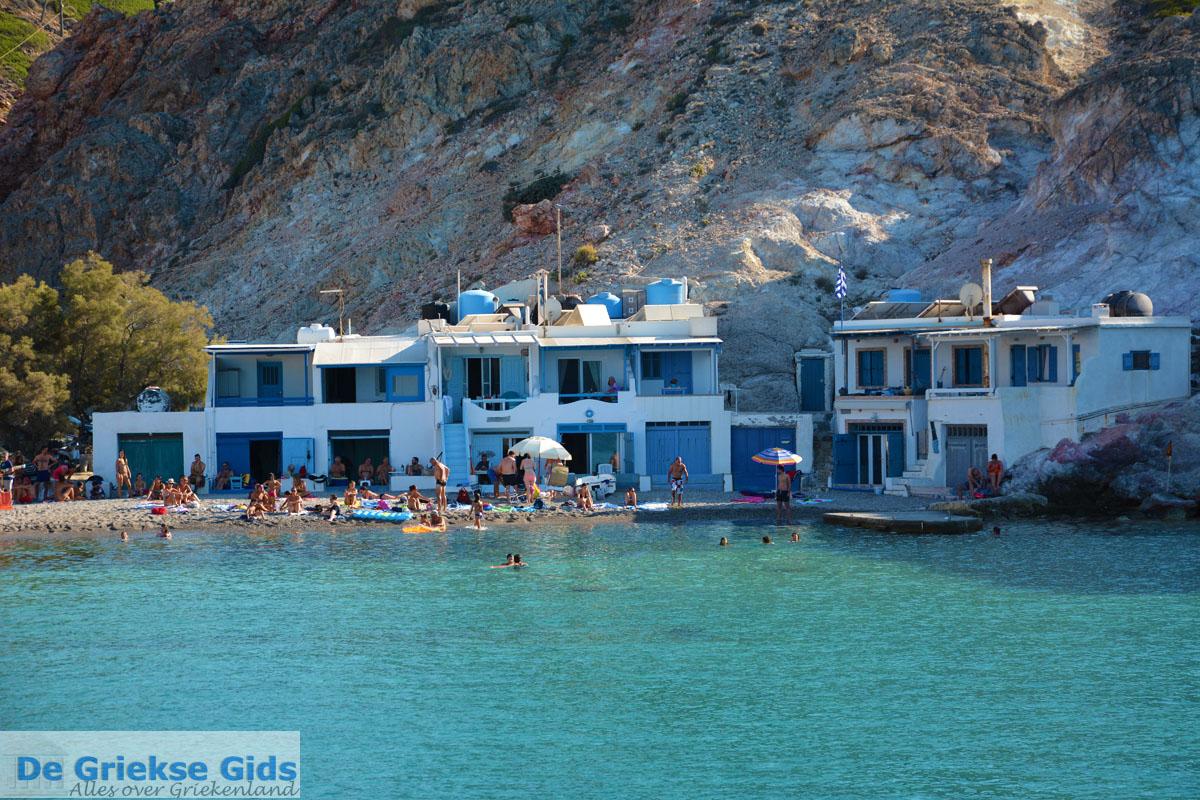 foto Fyropotamos Milos   Cycladen Griekenland   Foto 46