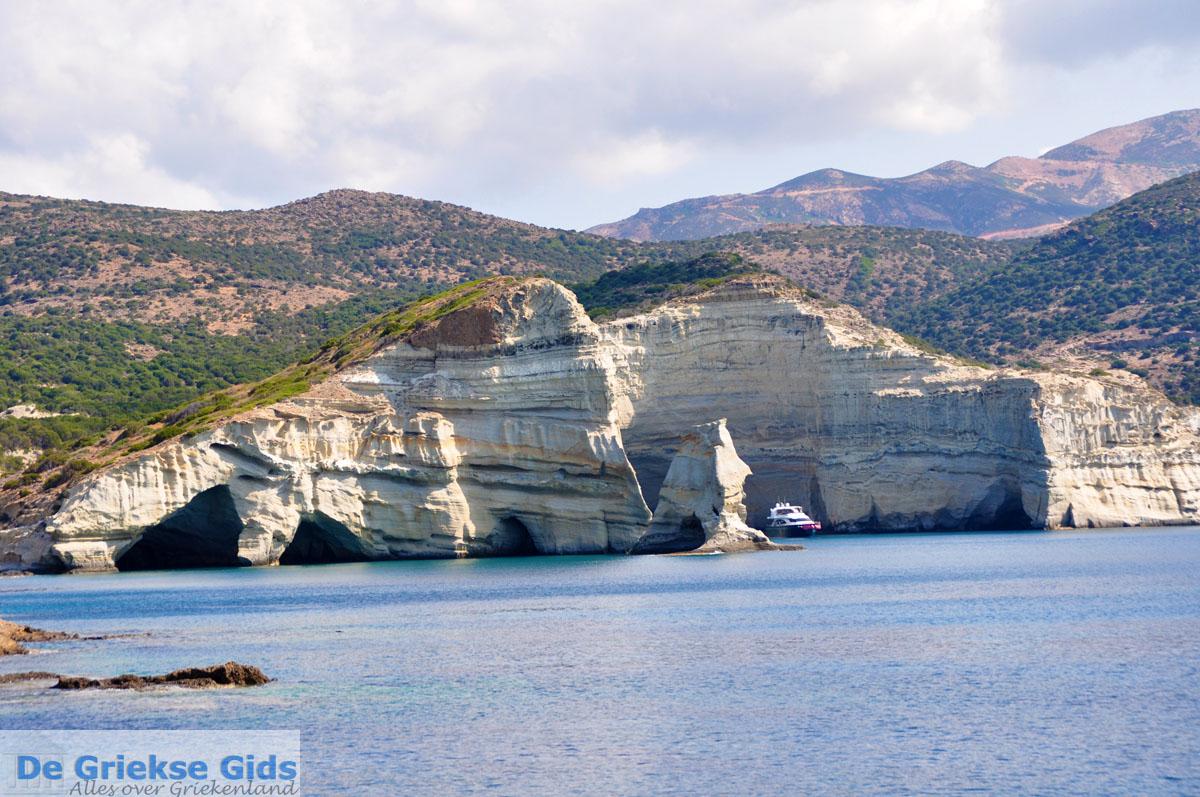 foto Kleftiko Milos | Cycladen Griekenland | Foto 3