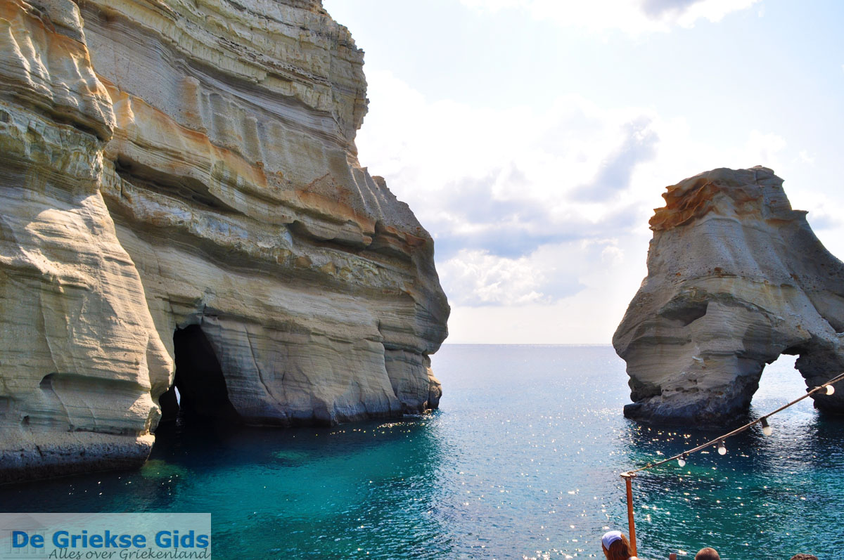 foto Kleftiko Milos | Cycladen Griekenland | Foto 28