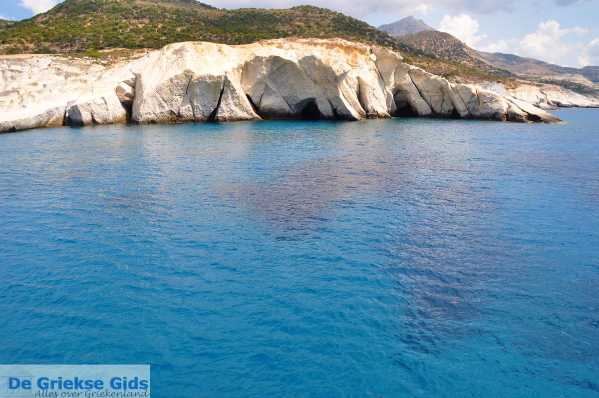 foto Kleftiko Milos   Cycladen Griekenland   Foto 119