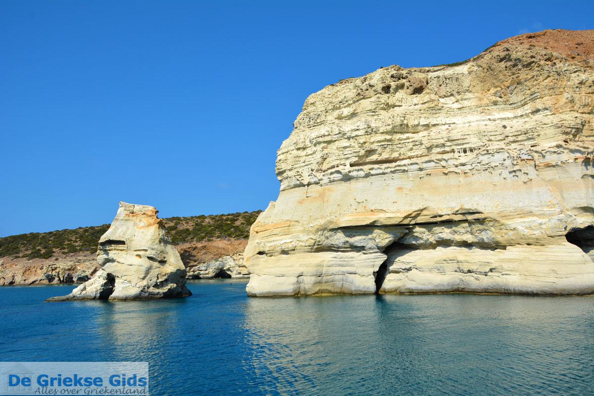 foto Kleftiko Milos | Cycladen Griekenland | Foto 142