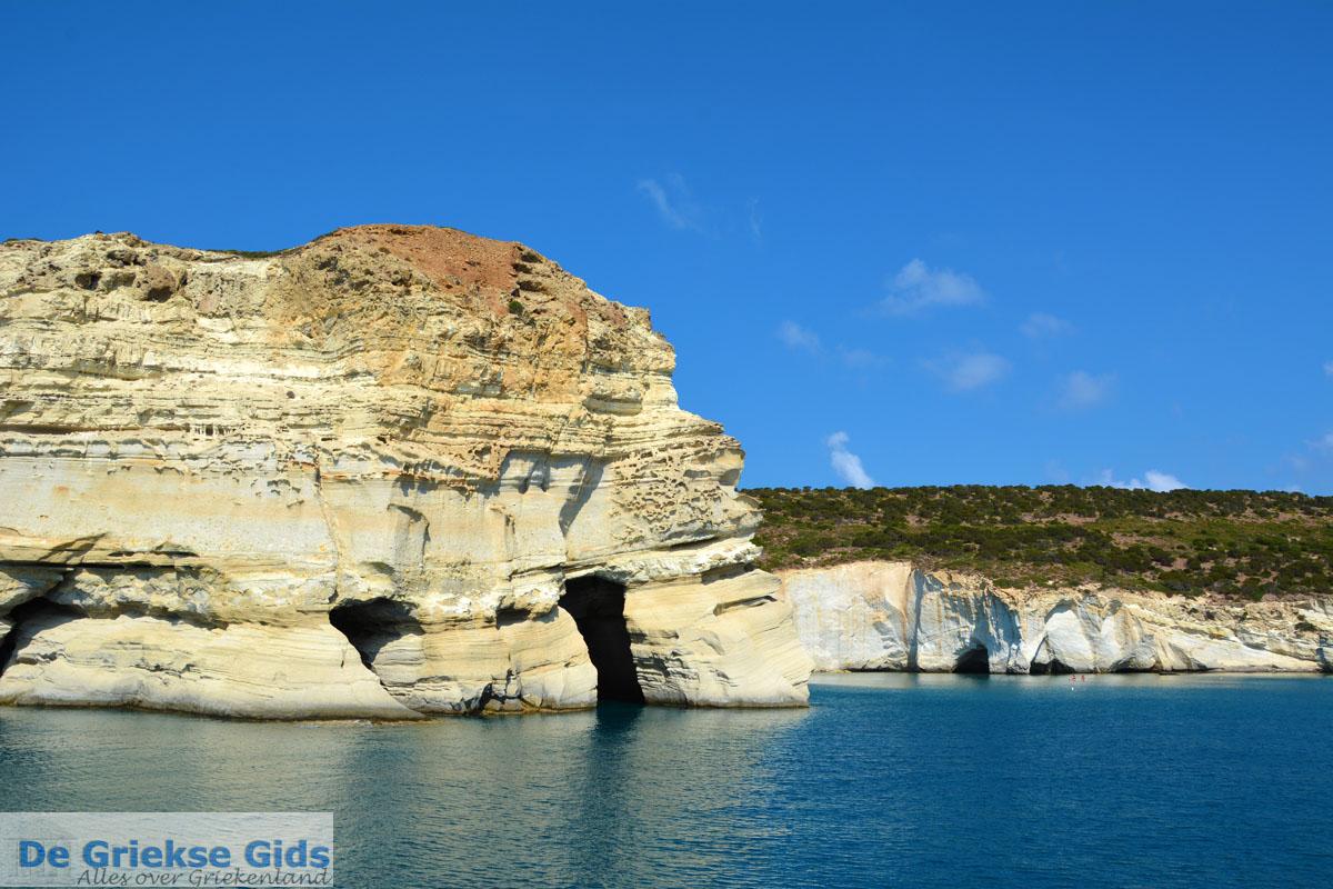 foto Kleftiko Milos | Cycladen Griekenland | Foto 144
