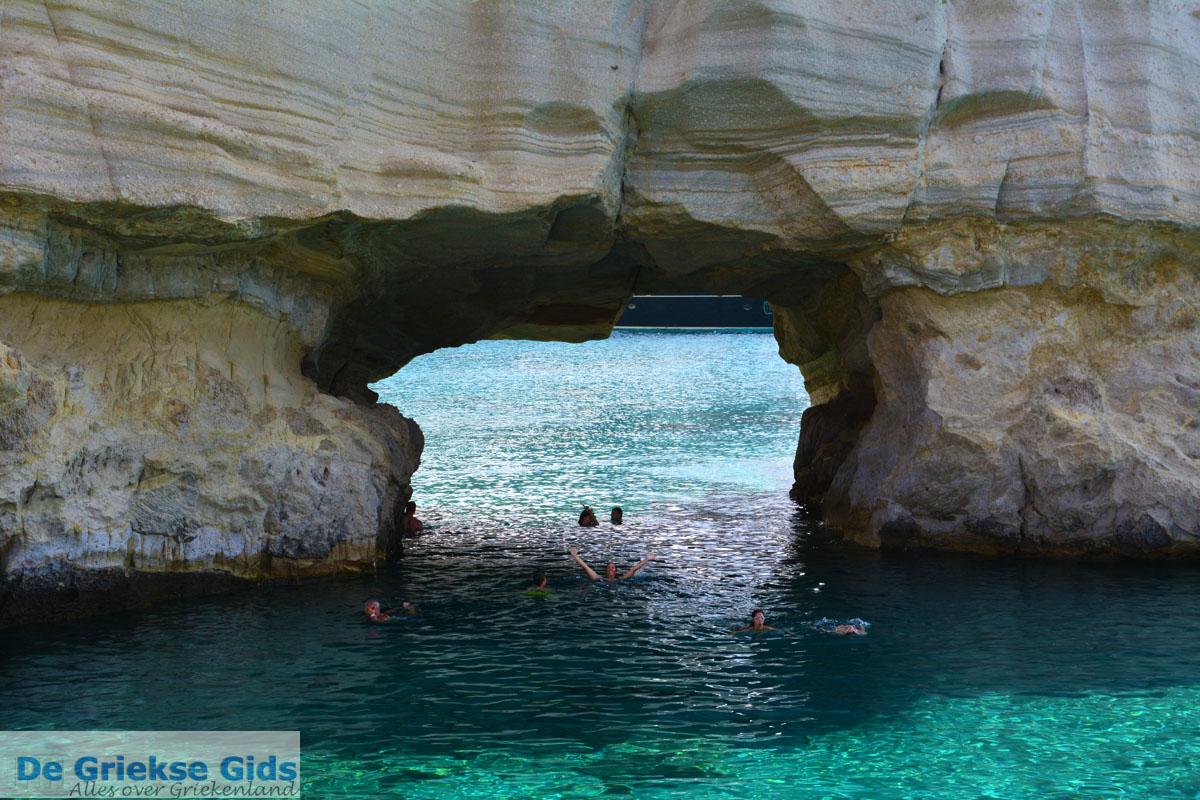 foto Kleftiko Milos   Cycladen Griekenland   Foto 161
