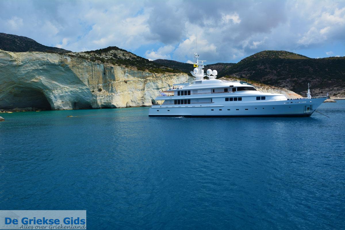 foto Kleftiko Milos | Cycladen Griekenland | Foto 204