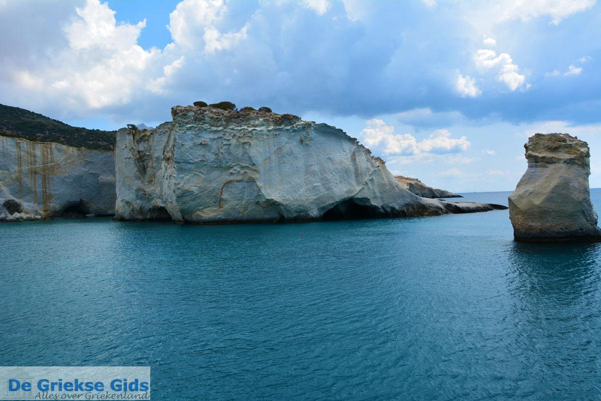 foto Kleftiko Milos   Cycladen Griekenland   Foto 216
