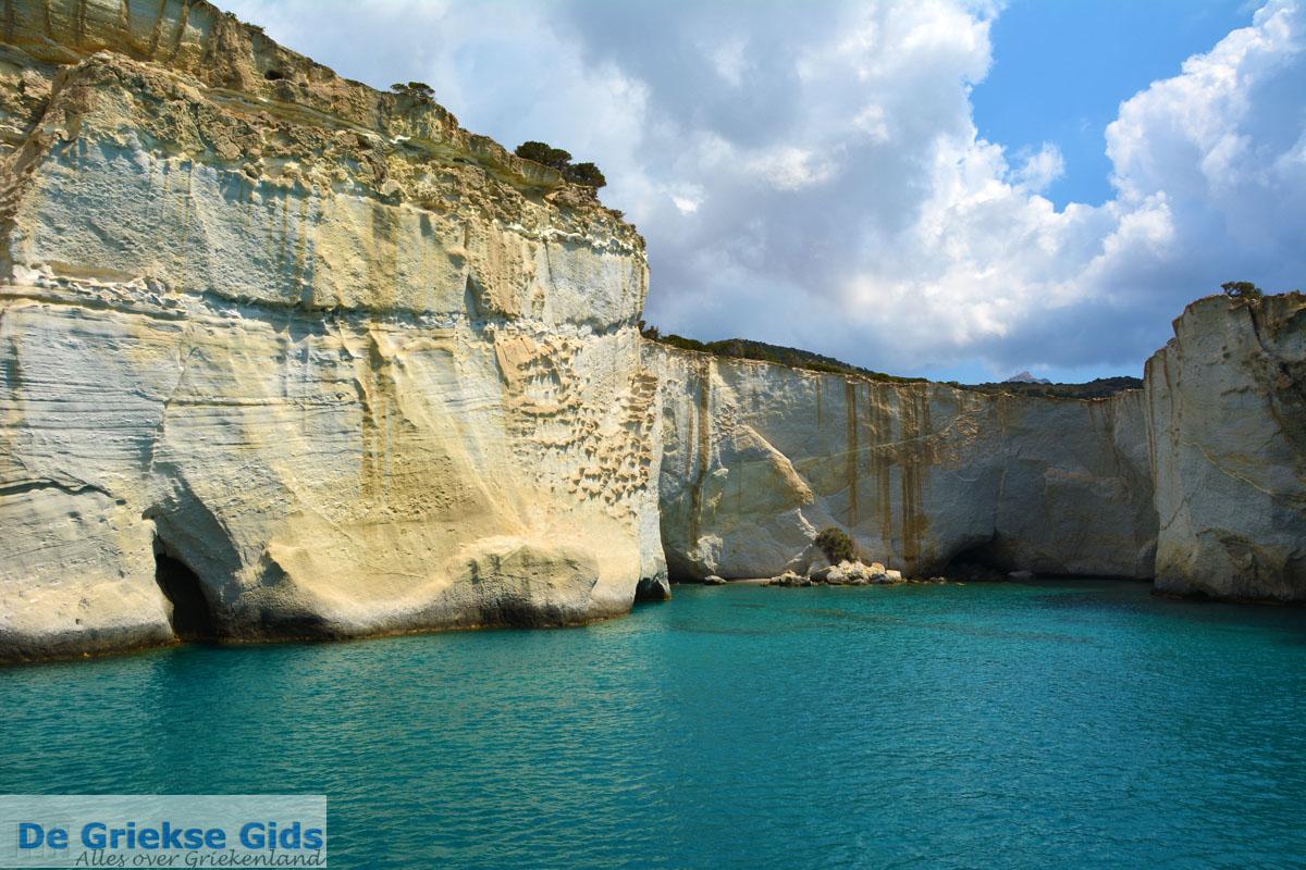 foto Kleftiko Milos | Cycladen Griekenland | Foto 218