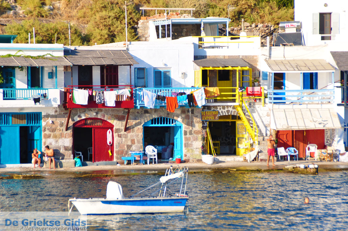 foto Klima Milos | Cycladen Griekenland | Foto 22