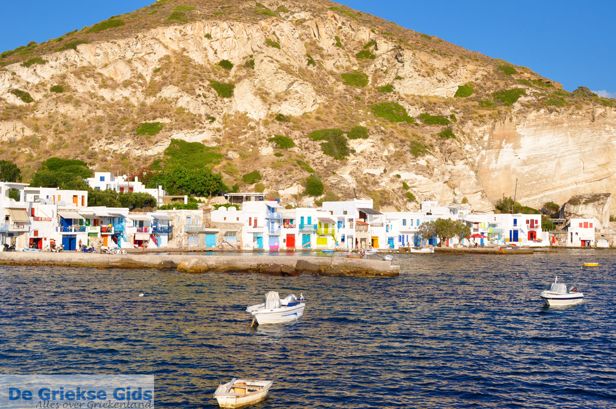 foto Klima Milos | Cycladen Griekenland | Foto 39