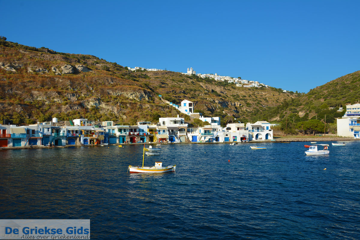 foto Klima Milos   Cycladen Griekenland   Foto 93