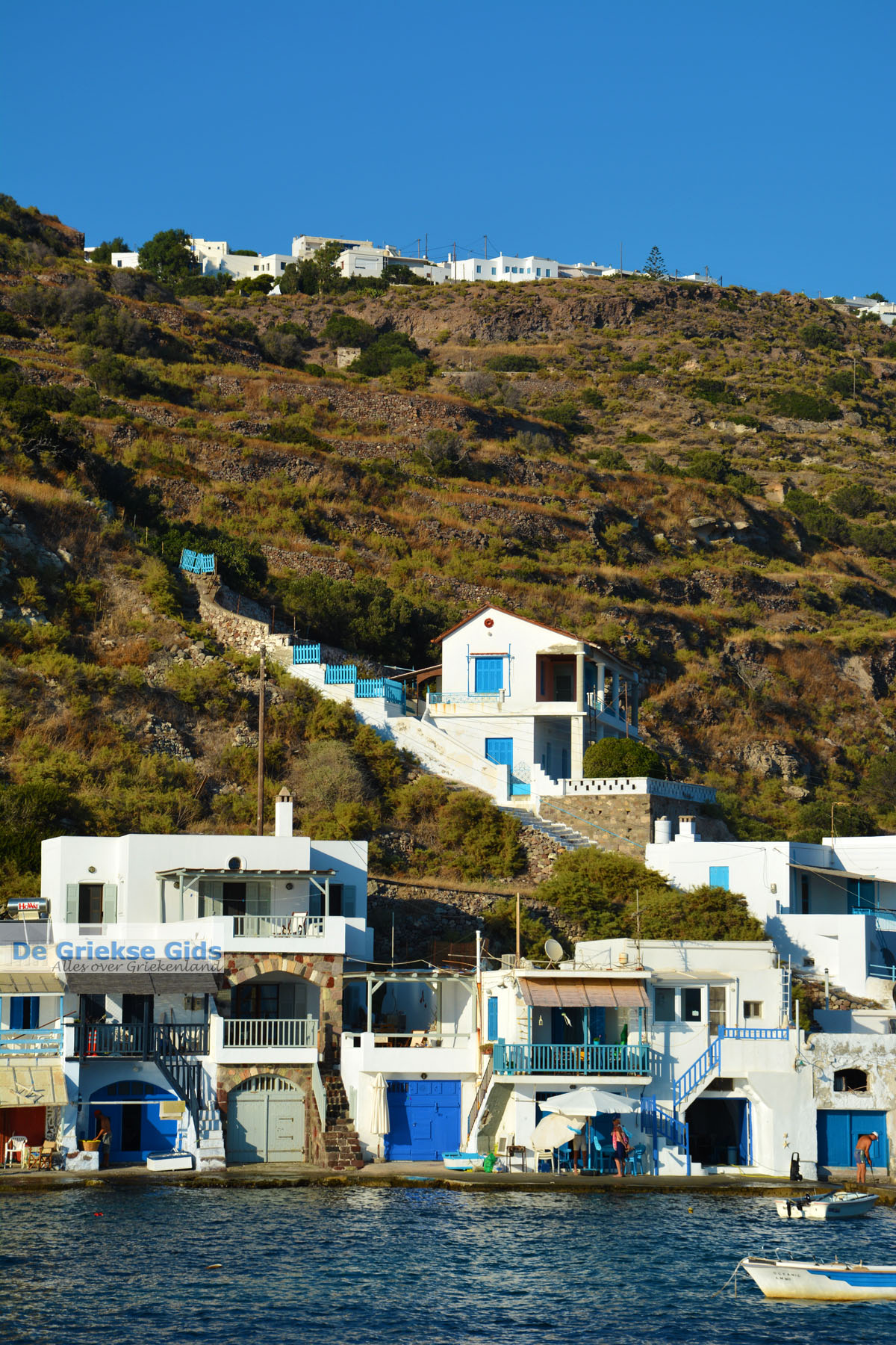 foto Klima Milos | Cycladen Griekenland | Foto 100