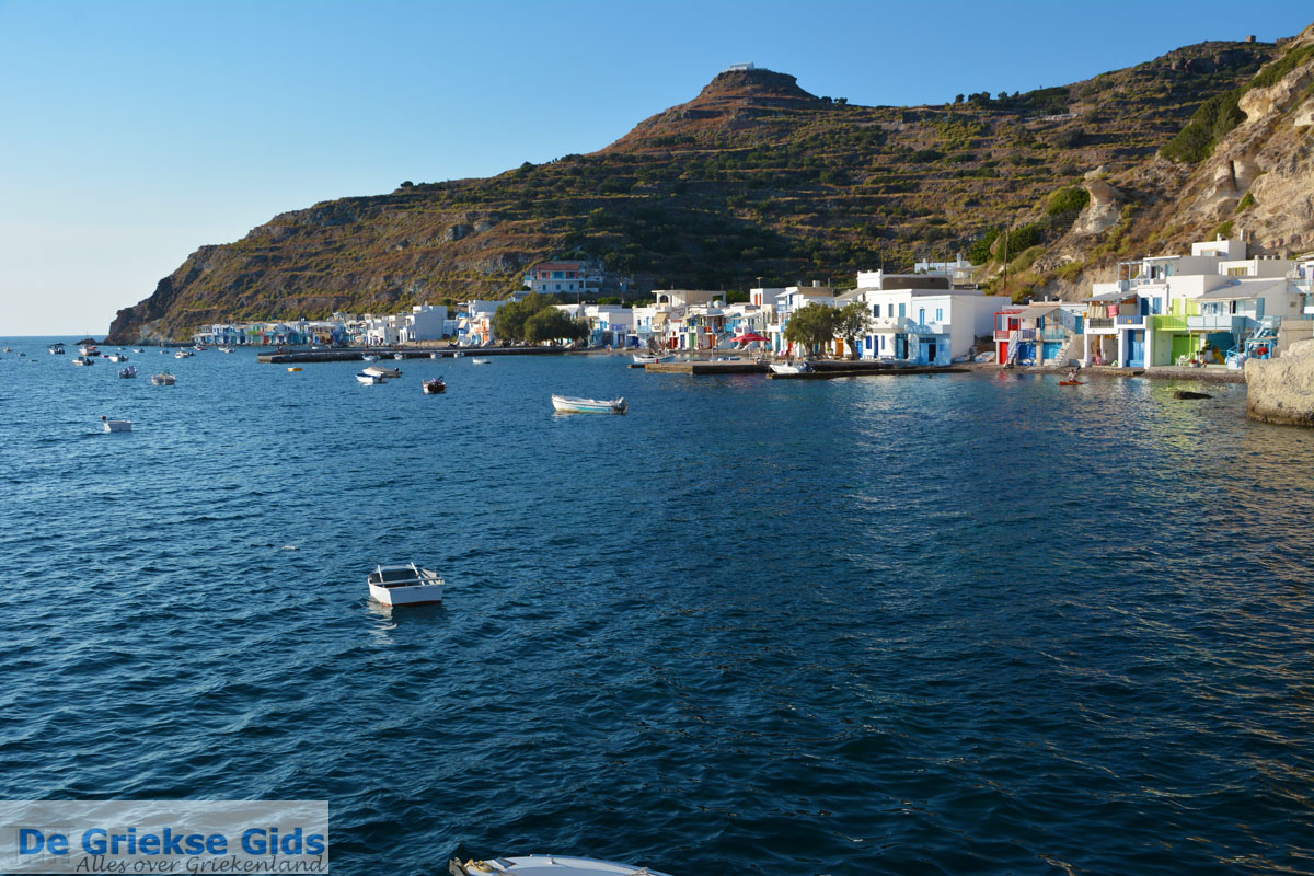 foto Klima Milos | Cycladen Griekenland | Foto 149