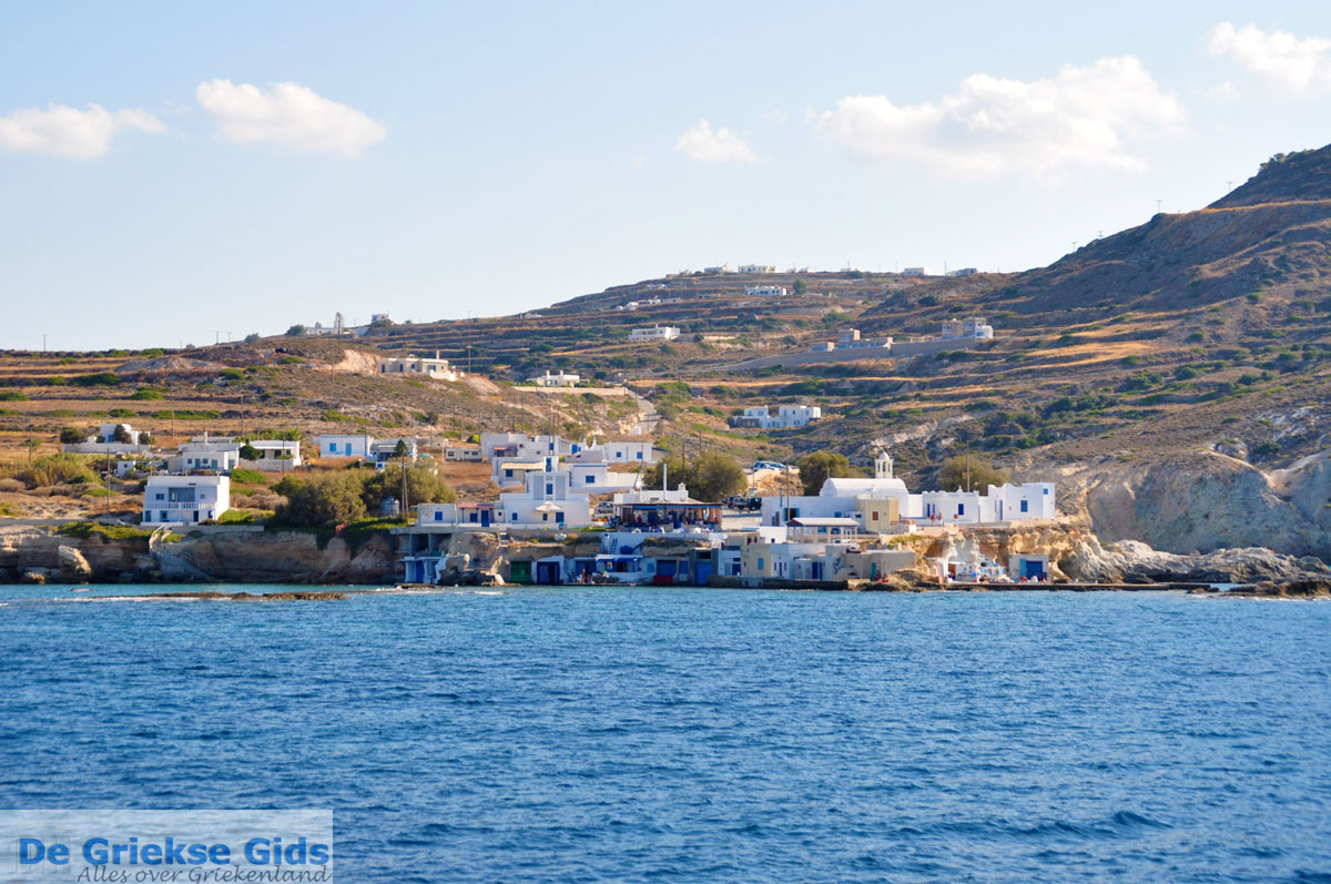 foto Mandrakia Milos | Cycladen Griekenland | Foto 11