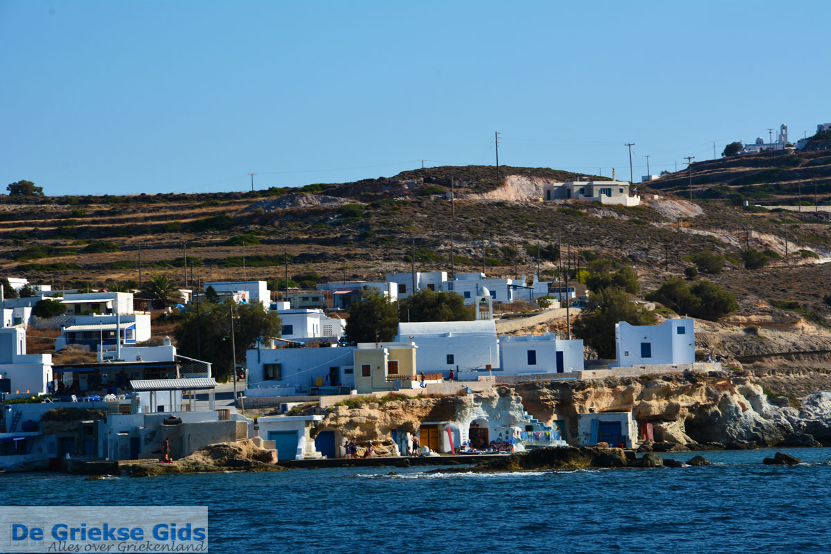 foto Mandrakia Milos | Cycladen Griekenland | Foto 36