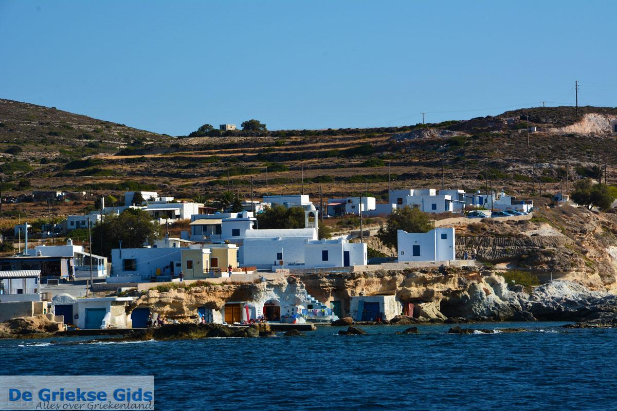 foto Mandrakia Milos   Cycladen Griekenland   Foto 40