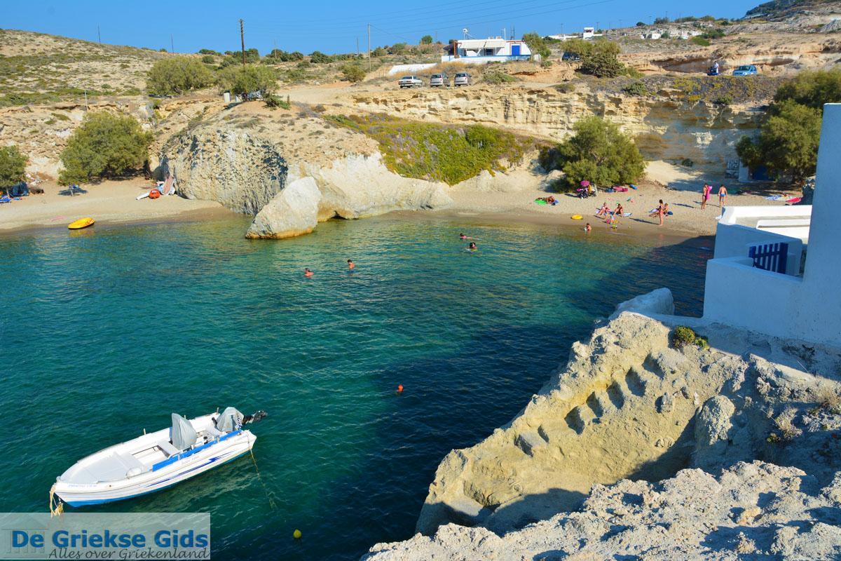 foto Mytakas Milos   Cycladen Griekenland   Foto 004