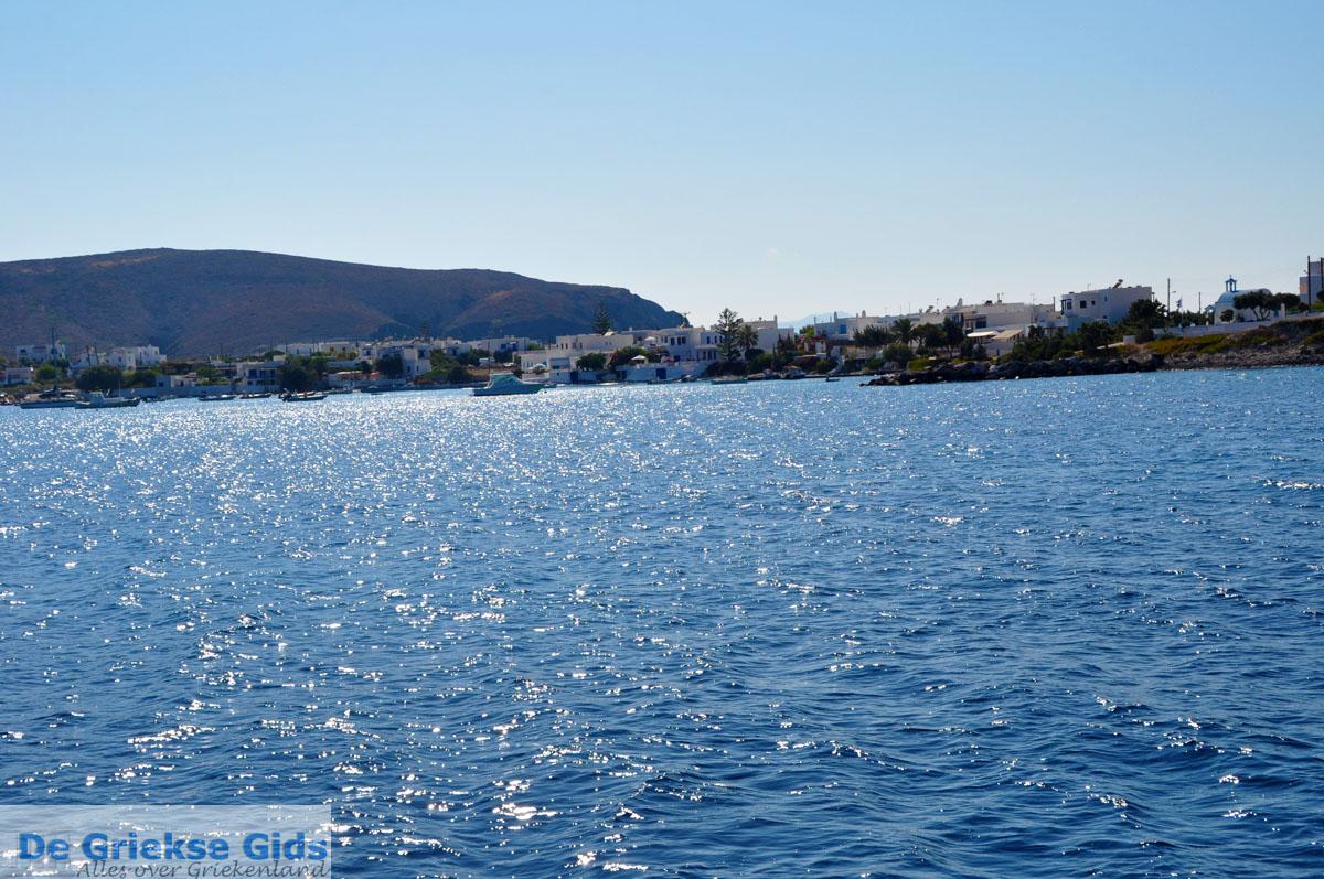 foto Pollonia Milos   Cycladen Griekenland   Foto 2
