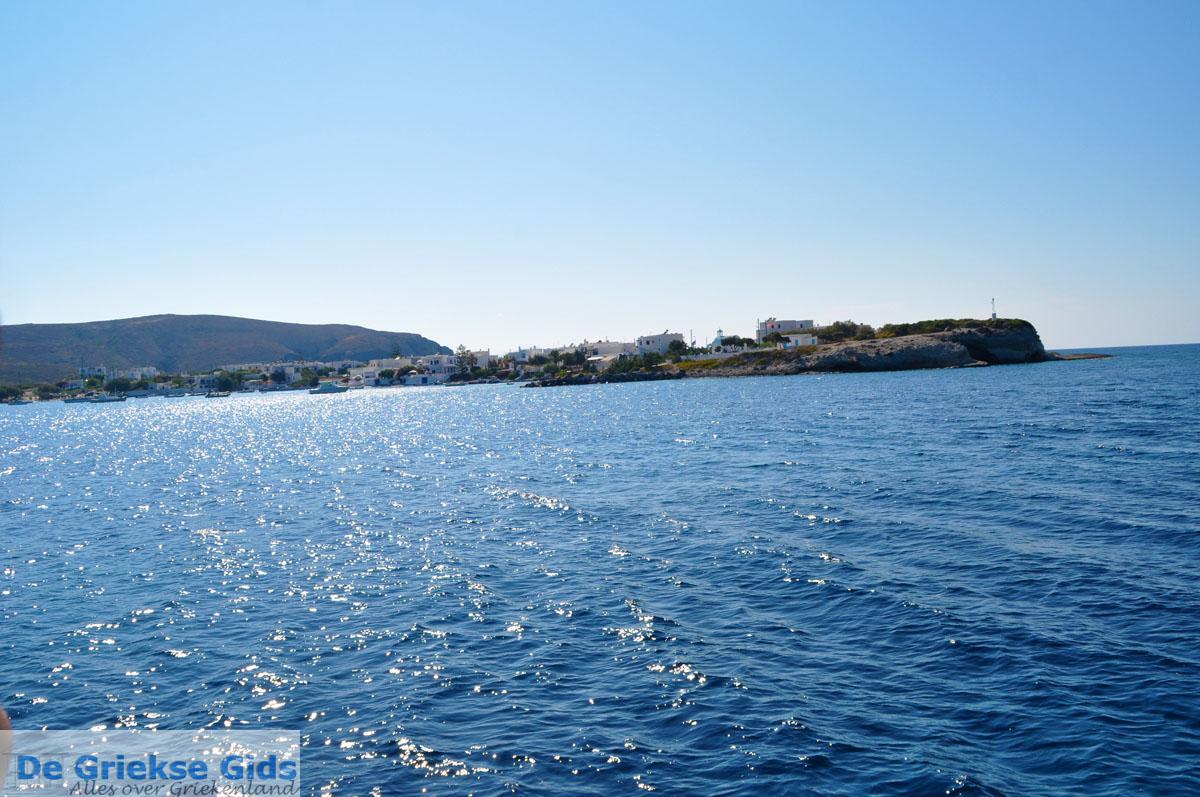 foto Pollonia Milos   Cycladen Griekenland   Foto 3
