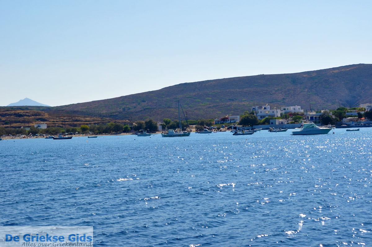foto Pollonia Milos   Cycladen Griekenland   Foto 4
