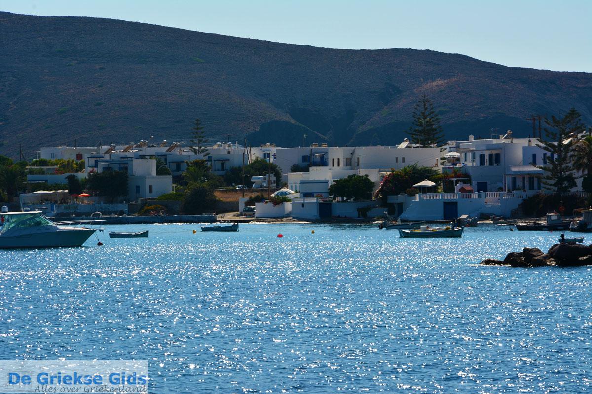 foto Pollonia Milos   Cycladen Griekenland   Foto 15
