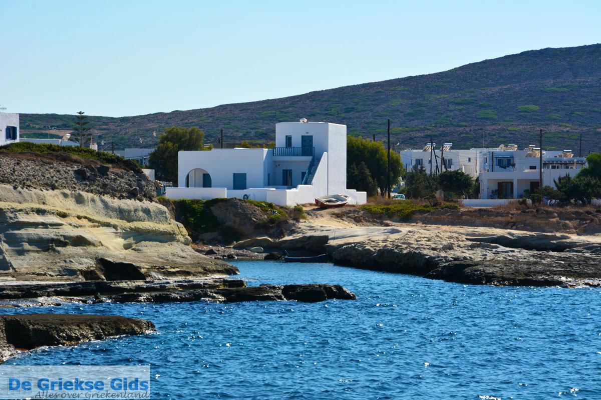 foto Pollonia Milos   Cycladen Griekenland   Foto 25