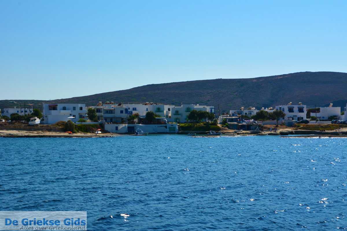 foto Pollonia Milos   Cycladen Griekenland   Foto 28