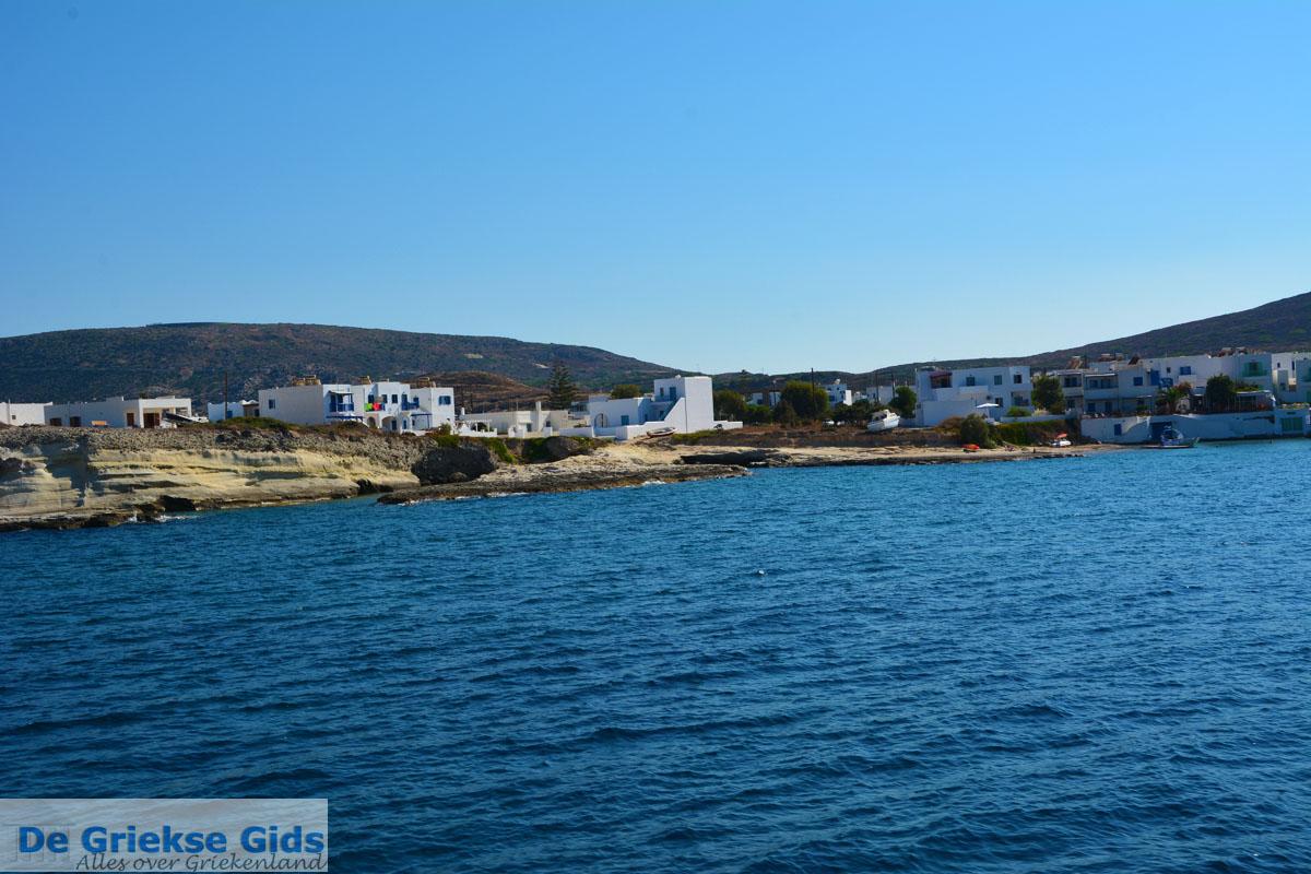 foto Pollonia Milos   Cycladen Griekenland   Foto 29