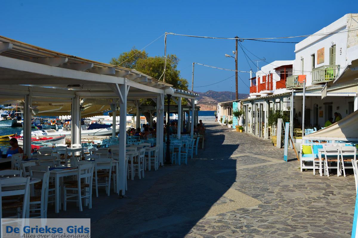 foto Pollonia Milos   Cycladen Griekenland   Foto 52