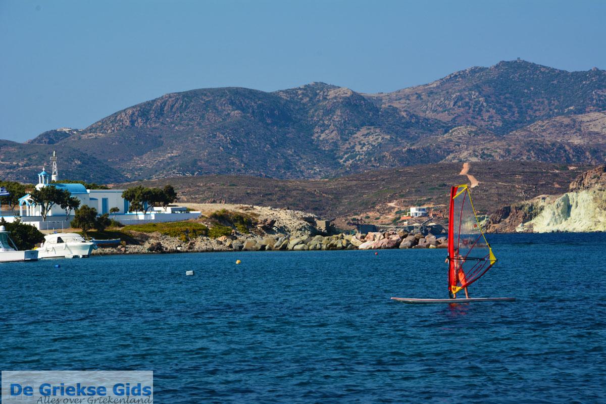 foto Pollonia Milos   Cycladen Griekenland   Foto 57