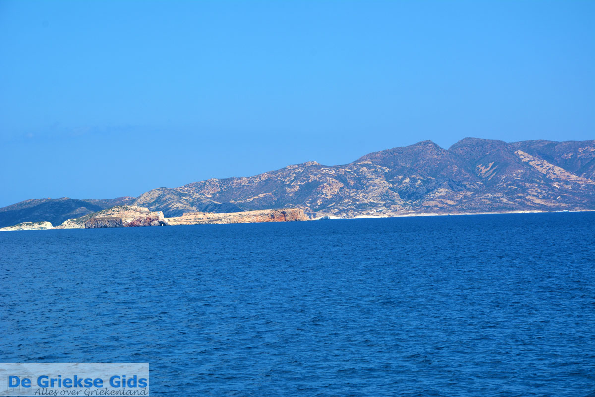foto Eiland Polyegos bij Milos | Cycladen Griekenland | Foto 4
