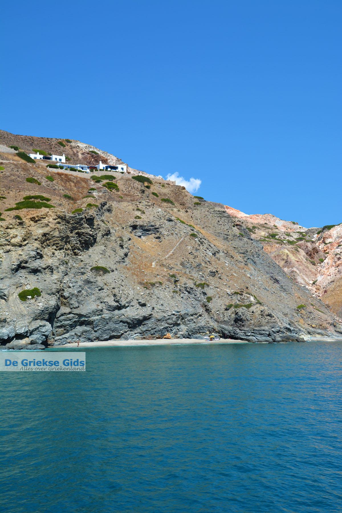 foto Psarovolada Milos   Cycladen Griekenland   Foto 15