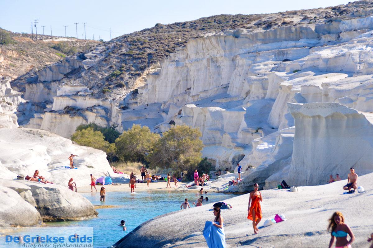 foto Sarakiniko Milos | Cycladen Griekenland | Foto 13
