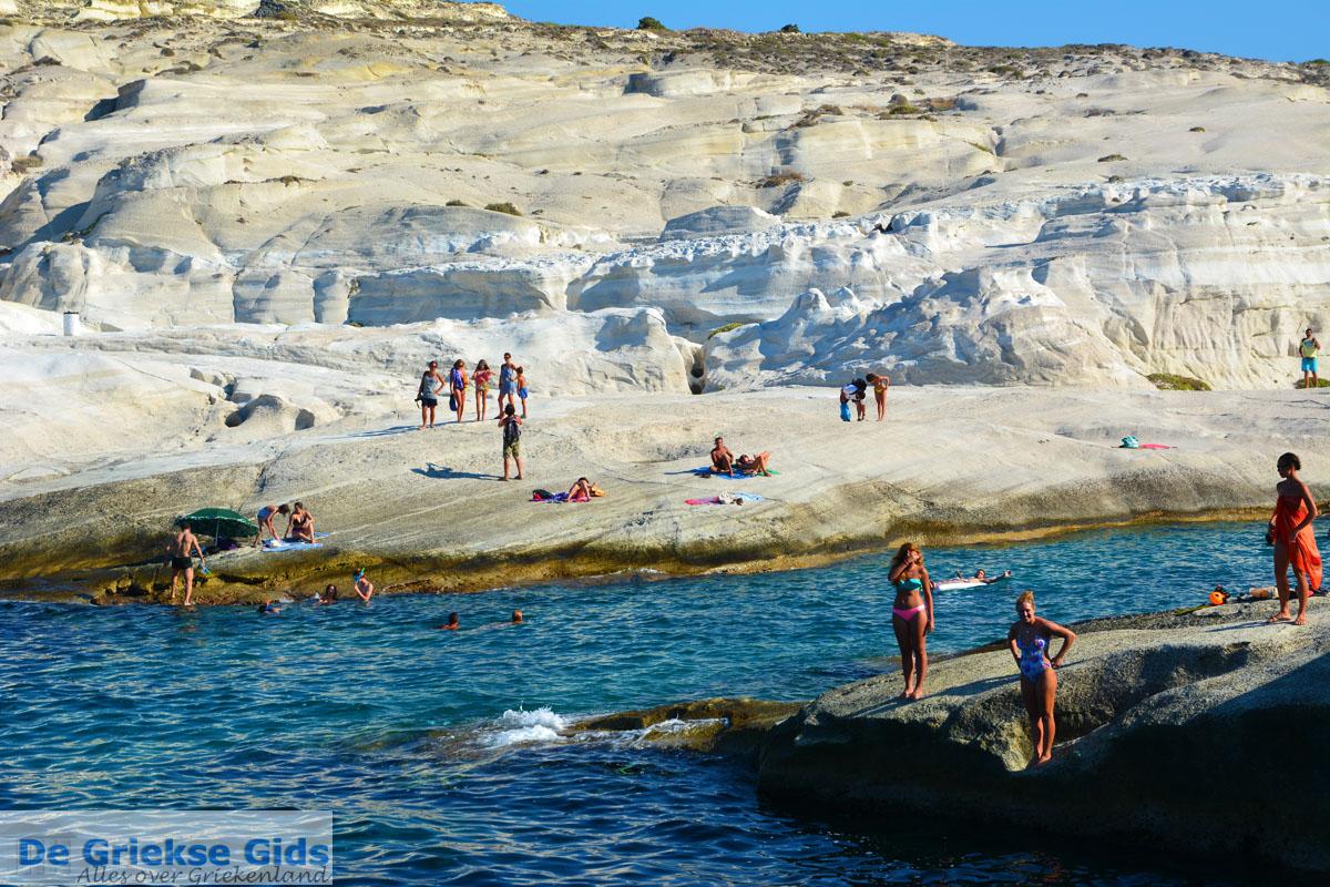 foto Sarakiniko Milos | Cycladen Griekenland | Foto 78