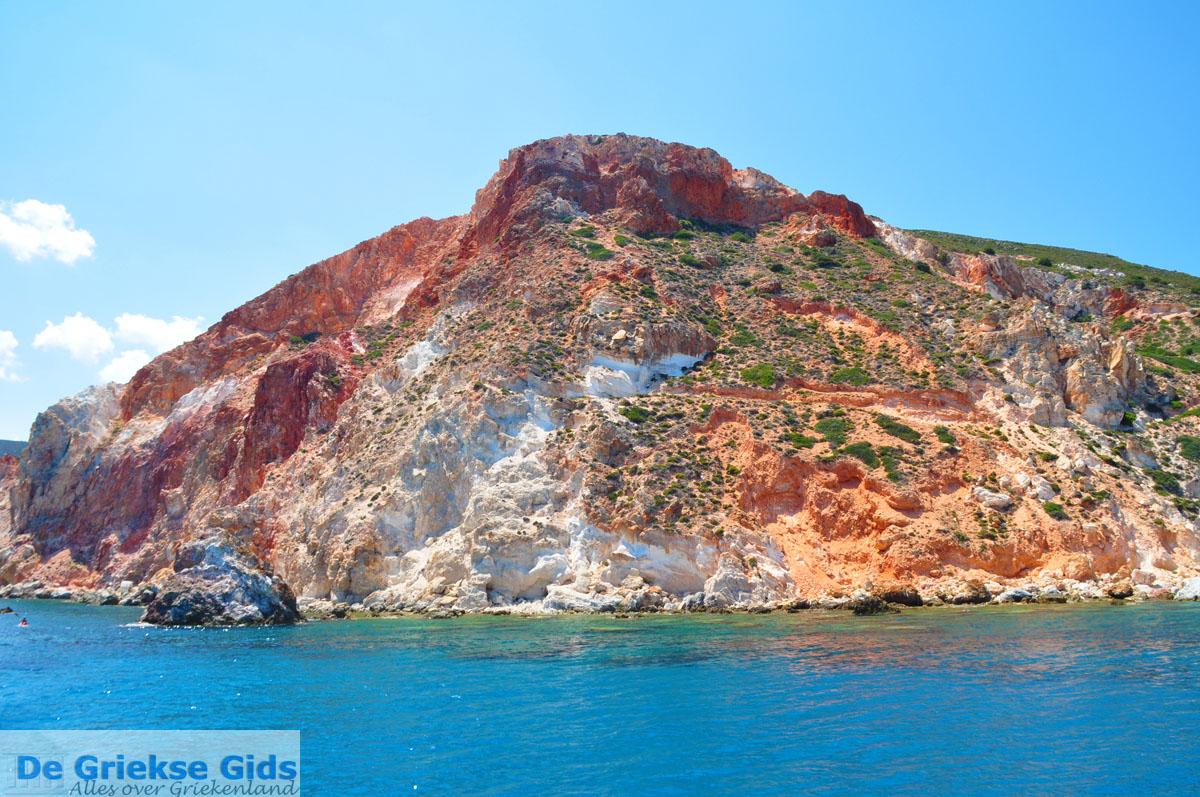 foto Thiorichia Milos   Cycladen Griekenland   Foto 6