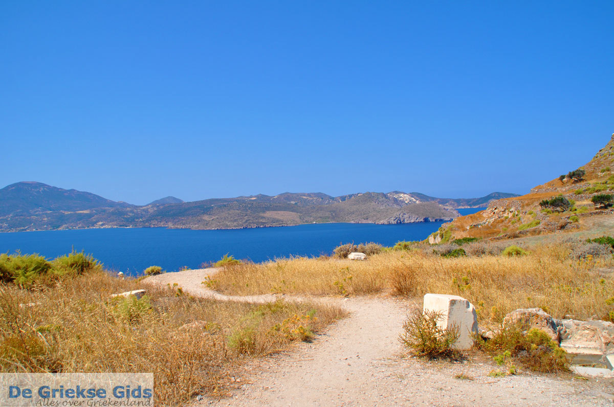 foto Trypiti Milos   Cycladen Griekenland   Foto 10