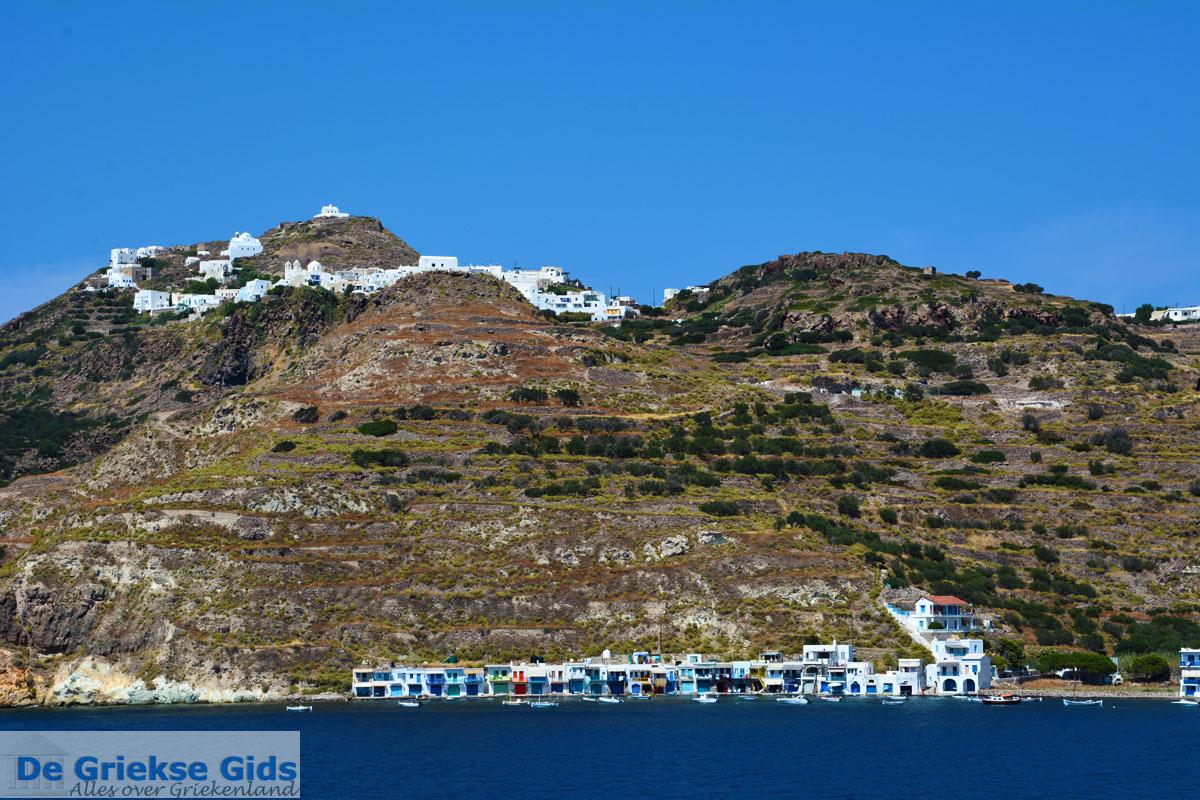 foto Trypiti Milos   Cycladen Griekenland   Foto 31