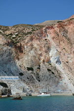 Kaap Spathi Milos | Cycladen Griekenland | Foto 35 - Foto van De Griekse Gids