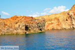 JustGreece.com Kaap Vani Milos   Cycladen Griekenland   Foto 6 - Foto van De Griekse Gids