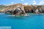 Bij Fyriplaka en Tsigrado Milos | Cycladen Griekenland | Foto 22 - Foto van De Griekse Gids