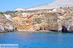 Tsigrado Milos | Cycladen Griekenland | Foto 5 - Foto van De Griekse Gids