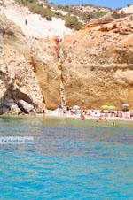 Tsigrado Milos | Cycladen Griekenland | Foto 13 - Foto van De Griekse Gids