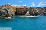 Bij Fyriplaka en Tsigrado Milos | Cycladen Griekenland | Foto 31 - Foto van De Griekse Gids