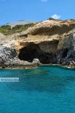 Bij Fyriplaka en Tsigrado Milos | Cycladen Griekenland | Foto 45 - Foto van De Griekse Gids