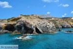 Bij Fyriplaka en Tsigrado Milos | Cycladen Griekenland | Foto 49 - Foto van De Griekse Gids
