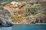 Tsigrado Milos | Cycladen Griekenland | Foto 26 - Foto van De Griekse Gids