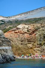 Tsigrado Milos | Cycladen Griekenland | Foto 28 - Foto van De Griekse Gids