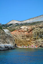 Tsigrado Milos | Cycladen Griekenland | Foto 31 - Foto van De Griekse Gids